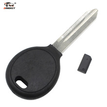 DANDKEY Car Key For Chrysler Dodge Jeep Transponder Key With Ignition ID 46 Chip (Y160 blade)(China)