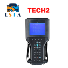 2017 Tech2 main unit Work with for G Tech 2 Pro Kit Auto Scanner Tech II Car Diagnostic tool DHL free ship