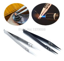 Hot Selling Universal 6 Types Safe Anti-static Tweezer Maintenance Tool Car-Stying High Quality For Auto Moto Diagnostic Tools
