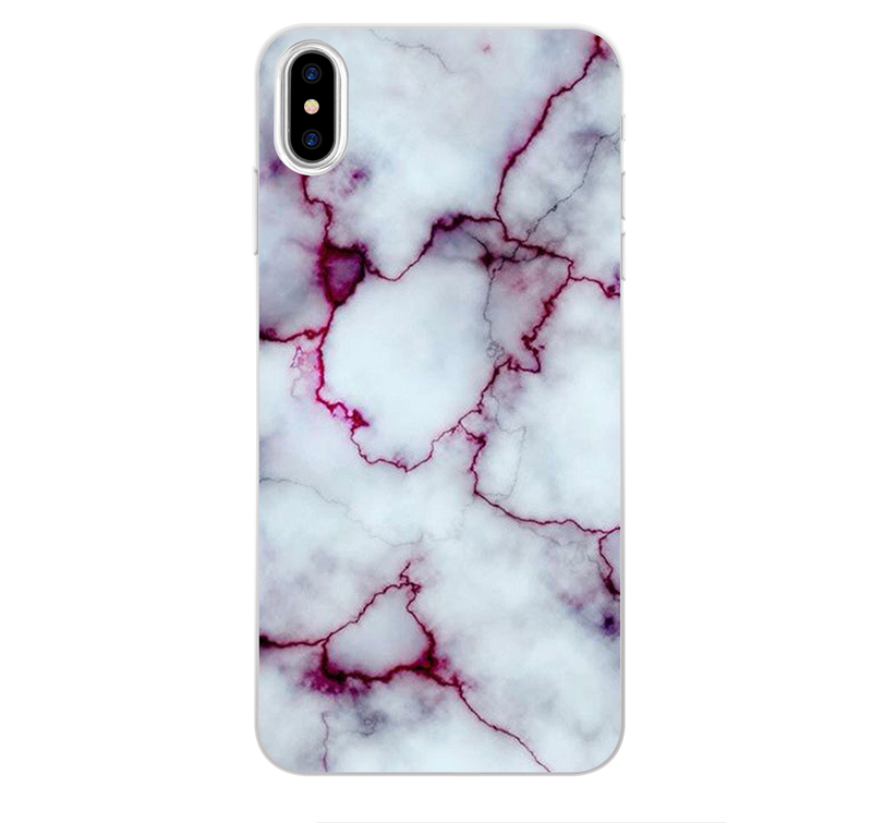 Marble Image for iPhone 4 4S 5S SE 5C 6 6S 7 8 Plus X Case for Xiaomi Redmi 4 4A 3S 3 S 4X MiA1 Mi5X Note 5A 3 4 Pro Prime Cover