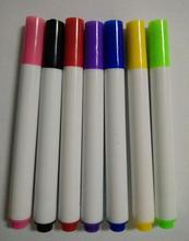 Mini white board marker CH5172- seven dry erasable ink colors for choose from : 1000pcs each lot !(China)