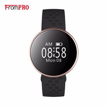 Buy FROMPRO NEW BAND L88 Smart Bracelet Bluetooth 4.2 Heart Rate Moniter Pedometer Sports Fitness Tracker Android iOS pk mi band for $21.98 in AliExpress store