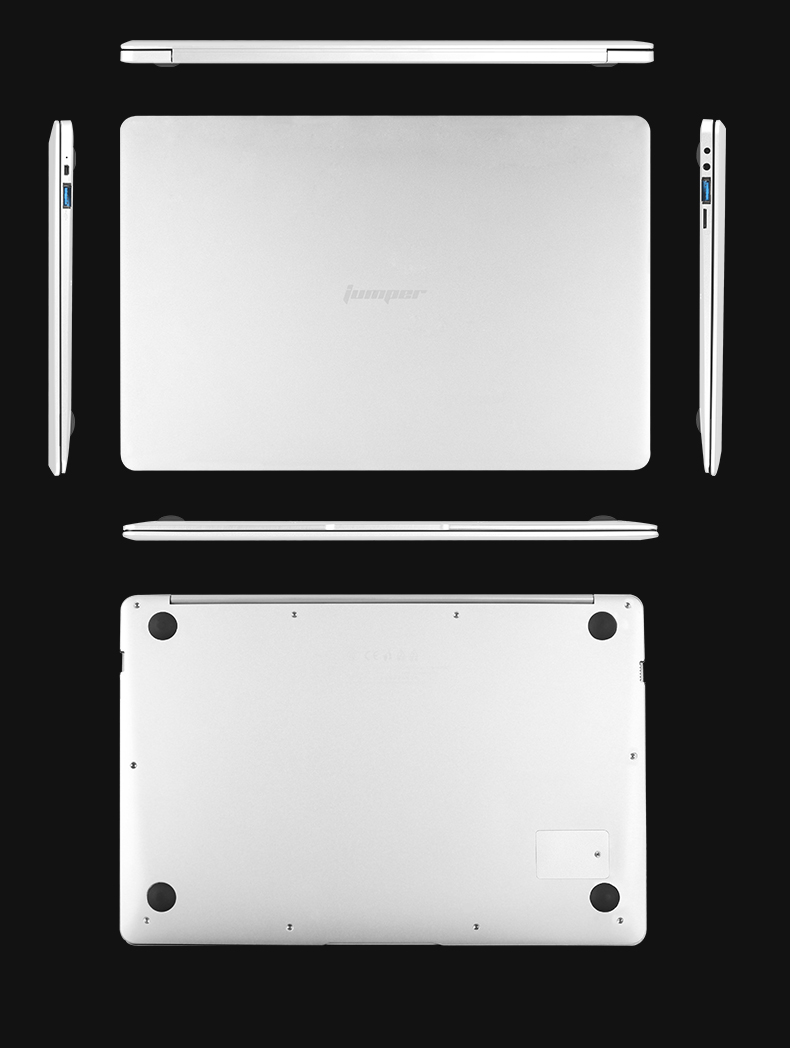 Jumper EZbook X4 laptop 14 1080P Metal Case notebook Gemini lake N4100 4GB 128GB SSD ultrabook backlit keyboard Dual Band Wifi (9)