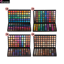 Temptalia Pro 120 Full Color Eyeshadow Palette Eye Shadow Makeup 4 style eye maquiagem tools(China)