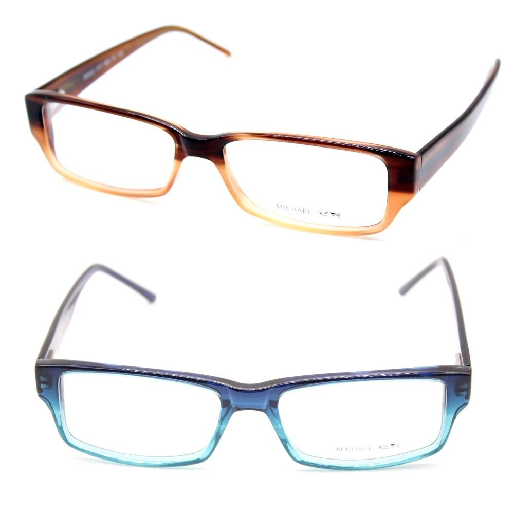Custom eyeglass frames