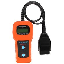 free shipping new U380 OBD2 Diagnostic Tool Scanner Accurate Code Reader For Toyota Honda Nissan