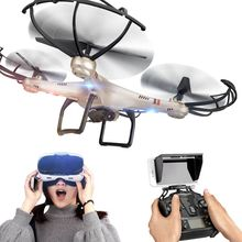 Udi I350H/W RC Droe with Camera WIFI FPV 3D VR HD 4 CH 6 Axis gyro helicopter aircraft RC TOYS Gift  for children done dron