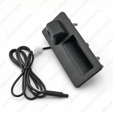 Car Trunk Handle CCD Reverse Camera for Audi A4L A4 A5 S5 Q3 Q5  Night Vision Rearview Camera