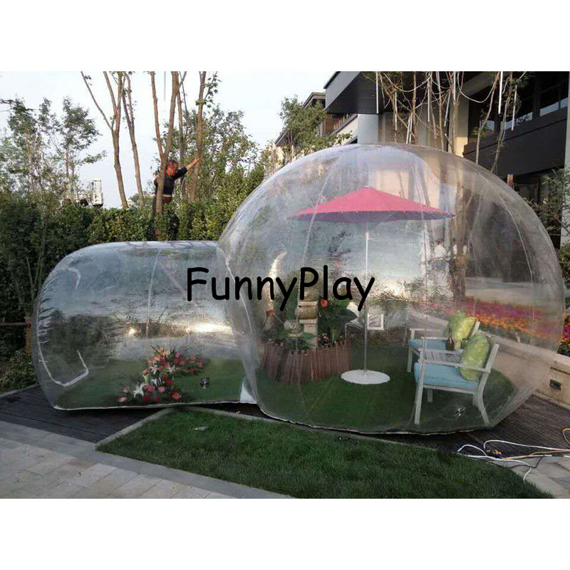 Outdoor Camping Bubble Tent4