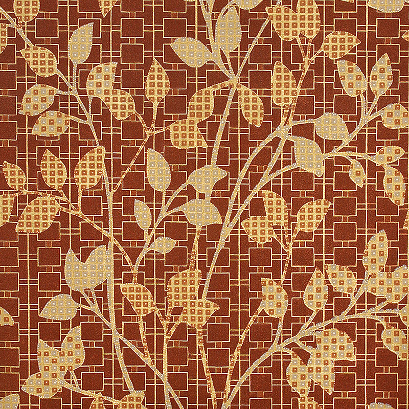 Chinese Retro Leaf 3D Wallpaper Southeast Asian Style Background Wallpaper PVC Waterproof Wallpaper Roll Living Room Wallpaper<br>