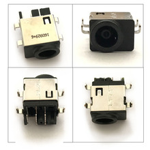 10pcs Free Shipping New DC Jack For Samsung RC510 RV410 RV411 RV420 RV520 NP-RV520 AC DC Power Jack Port Socket Connector Laptop(China)
