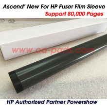 10X Made In Japan For HP LaserJet 4100 HP4100mfp Good quality  Fuser Film Sleeve teflon RG5-5063-FM3  printer parts