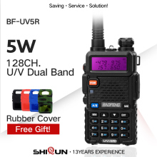 Baofeng UV-5R Walkie Talkie Dual Display Dual Band Baofeng UV5R Portable 5W UHF VHF Two Way Radio Pofung UV 5R HF Transceiver