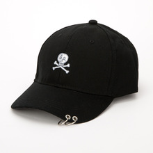 New Fashion Women Baseball Hat Embroidery Skeleton Skull Cap Head Men Lovers Hoop Sun Hats snapback caps Hip Hop casquette homme