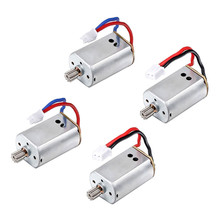 Upgraded 4pcs Syma X8C X8W RC Quadcopter Spare Parts Motor CW/CCW(China)