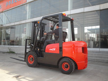 Famous brand Diesel Powered Forklift Truck  2T Capacity