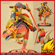 "100% Original MegaHouse DESKTOP REAL McCOY Complete Figure - Son Goku 01 from ""Dragon Ball""(China)"