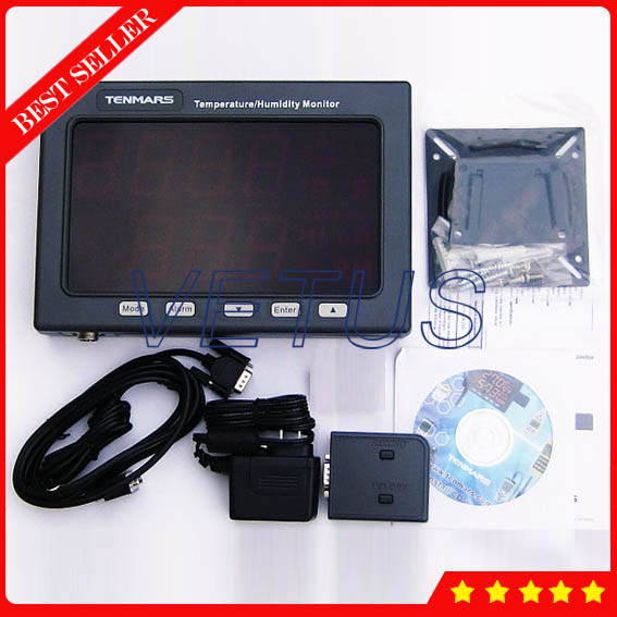 TM-185-USB-interface-Temperature-Humidity-Data-Logger-with-Large-LED-display(1)