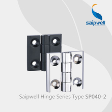 Saipwell SP040-2 concealed hinges for furniture cabinet glass door hinges german made cabinet hinges 10 Pcs in a Pack(China)
