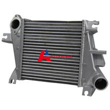 HIGH-PER Intercooler for NISSAN X-TRAIL 2006-2007 06 07 INTER COOLER OEM NO.1274554 Aluminium Automobile Engines Cooling System