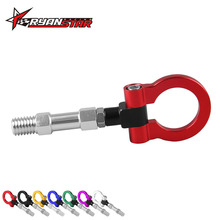 Aluminum Auto Racing Tow Hook for BMW MINI COOPER F10 F11 F25 F26 3/4/5 SERIES Trailer Ring