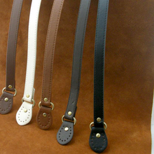 1 Pair Women's Fashion Pu Leather DIY Long Handle Bag Strap 9 Styles Shoulder Strap Bag for Purse Buck Holder Accessories WS075(China)