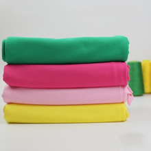 New arrival 4 way stretchy Cotton lycra Knitted fabric by half meter DIY sewing summer clothing making cotton fabric