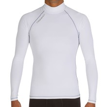 Rash guard sun protection Diving Long Sleeve Swimsuit High Quality Lycra Rashguard For Men Wetsuit  surfing shirt