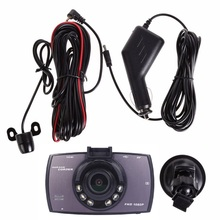 G30 Mini Car DVR+Rearview Camera H300 Camcorder 1080P Full HD Video Registration Parking Recorder G-sensor Dash Cam For VW &more
