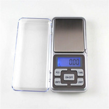 100g x 0.01g Mini Electronic Digital Jewelry Scale Balance Pocket Gram LCD Display kitchen(China)