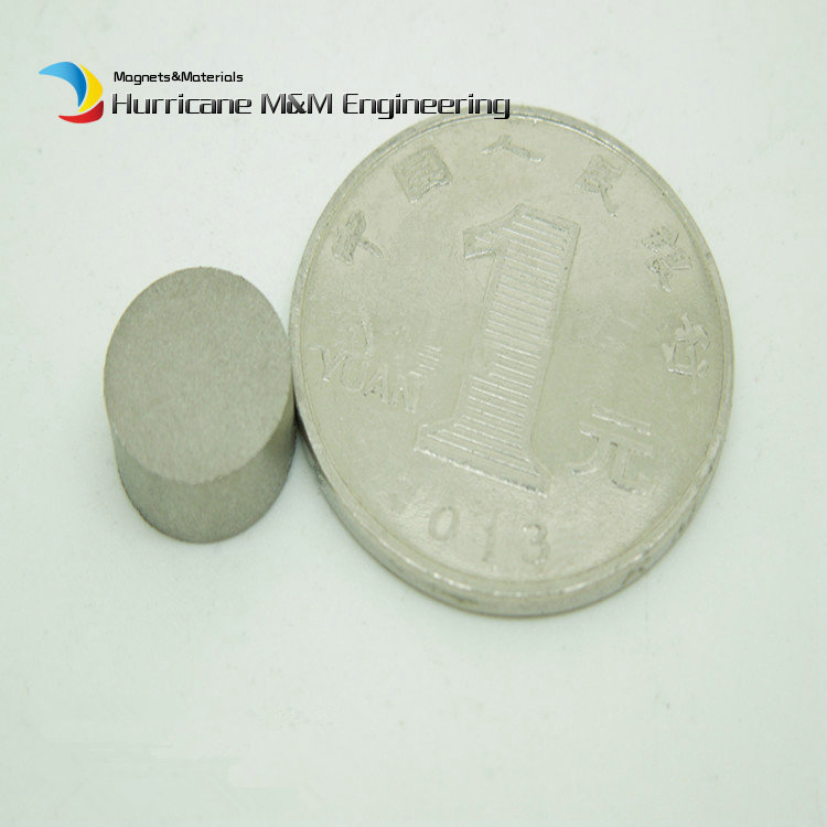 1 pack SmCo Magnet Disc Dia. 8x6 mm about 0.31 Grade YXG24H 350 Degree C High Working Temperature Permanent Rare Earth Magnets<br>