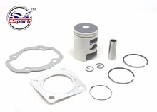 39MM 12MM Piston Ring Kit For Honda DIO 50 50CC Scooter Parts(China)