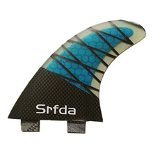 New hot sell high quality FCS G5 fins surf fins for surfboard(Tri-set) 043 SIZE M