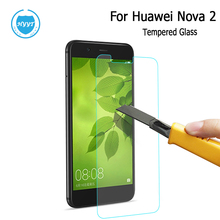 For Huawei Nova 2 Protective Glass Good Tempered Steel Film for Huawei Nova 2 Screen Protector Tempered Steel Film Free Ship