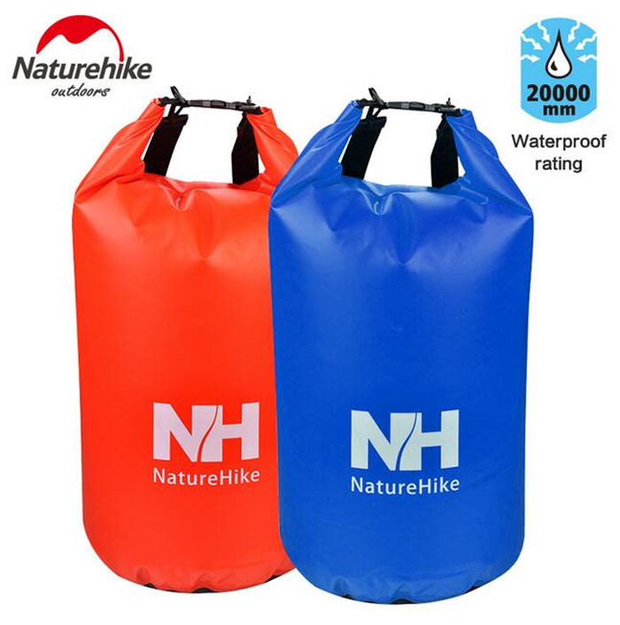 Naturehike 50L With Straps Waterproof Swimming Receive Pack Drifting Dry Bag Mobile Swimming Shoulder Backpack Bag<br><br>Aliexpress