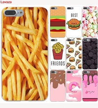 Buy Lavaza food Chocolates French fries Hard Phone Case Apple iPhone X 10 8 7 6 6s Plus 5 5S SE 5C 4 4S Cover Coque Shell for $1.49 in AliExpress store