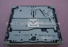 Original new Clarion single DVD mechanism HPD-52 loader for Telescopic screen CD/DVD player car stereo VRX935(China)