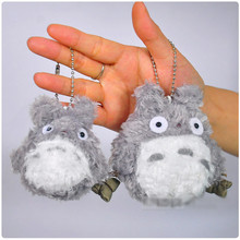 Kawaii Small Pendant 7/10/13cm Japan Anime My Neighbor Totoro Plush Doll Mini Plush Pendant Soft Plush Toys Stuffed Toys for Kid