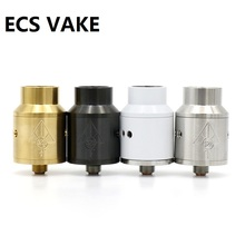 GOON RDA 22 MM 528 LOGO ON 2016 Vaporizer Rebuildable Dripping Atomizers With 2pcs Drip Tips And Metal CHUFF Best Quality