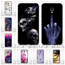 For Meizu MX6 Case Luxury Relif Printing Coque Case for meizu mx6 M X 6 Fashion Protective Silicon Back Cover Case for MEIZU MX6
