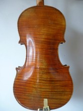 A8 Professional violin 4/4 Strad model 1716 very nice tone 1 piece back