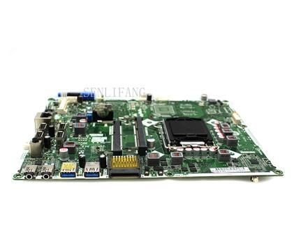 DHL Free shipping 708236-001 For HP Pavilion 23 23-B230CX AIO Motherboard IPIVB-AT 721377-501 Mainboard 100%tested fully work