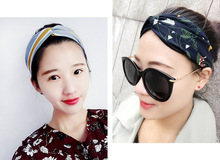 New Fashion Grosgrain Crochet Bow Headband For Lady Women Head Bands Girls Hair Hoop Boutique Tiara Hair Accessories