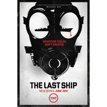 J0792- The Last Ship TV Show Pop 14x21 24x36 Inches Silk Art Poster Top Fabric Print Home Wall Decor