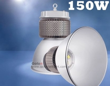 LED highbay light 150W  for indoor sport court store mall factory warehouse DHL Fedex free shipping 150 watts high bay retrofit