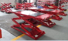Small Ultrathin Scissor Car Lift From China