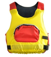 Adults Water Sports Swim Drifting Life Vest Neoprene Boating Surfing Survival Snorkeling PFD Inflatable Saving Fishing Jackets(China)