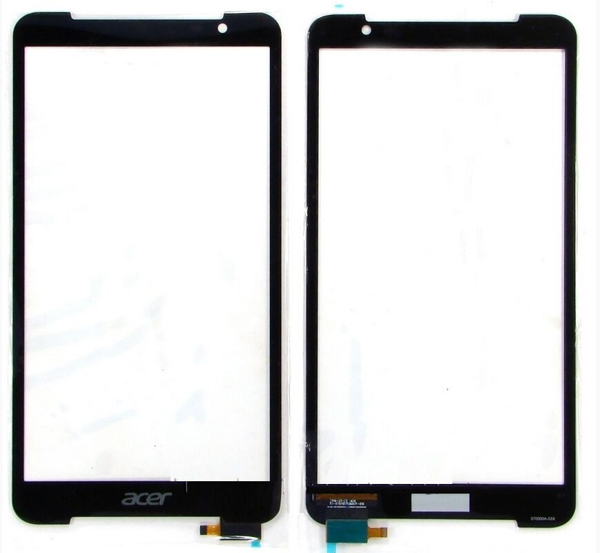 Black For Acer Iconia Talk S A1-724 A1-724A A1 724A Tablet PC Touch Screen Panel Digitizer Repair Replacement Parts<br><br>Aliexpress