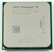 AMD Phenom II X4 925 Processor 2.8GHz 6MB L3 Cache Socket AM3 Quad-Core scattered pieces cpu