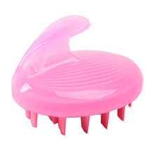 2pcs/lot Head Comb Soft Hair Care Wash Scalp Massage Brush  (B130-H)